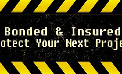 Choose a Commercial Construction Company That Is Bonded and Insured