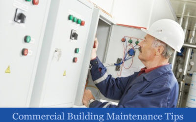 Commercial Building Maintenance Tips