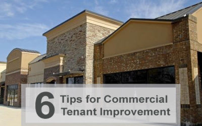 6 Tips for Your Commercial Tenant Improvement