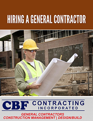 Hiring a general contractor free download guide cbf for Hiring a contractor