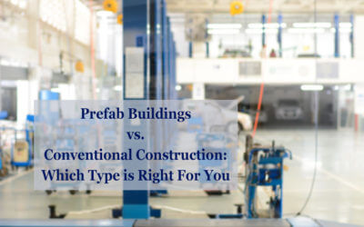 Prefabricated Buildings vs. Conventional Construction: Which is Right For You