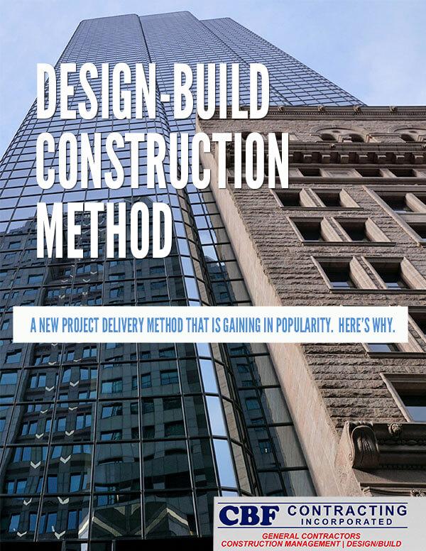 Hiring a Commercial Design Build Firm - CBF Contracting, Inc